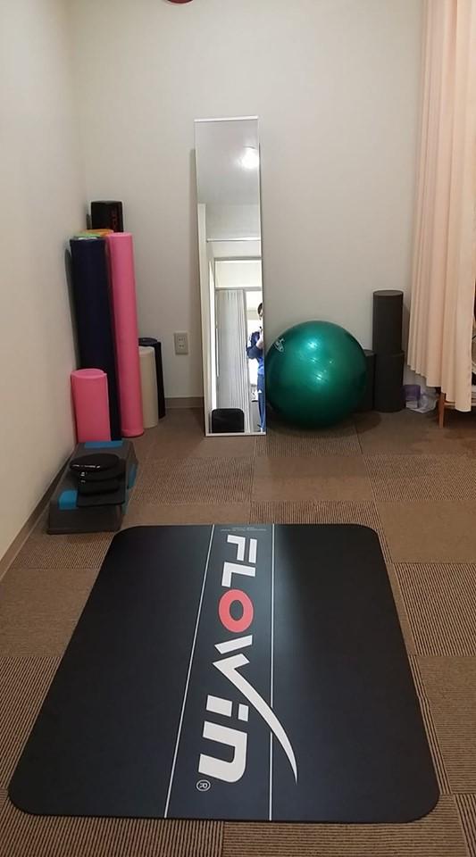 バランス訓練やトレーニング器具